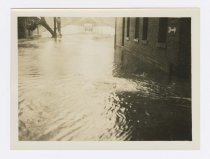 Image of 1985.5.15 - 1933 hurricane damage at Fort Monroe