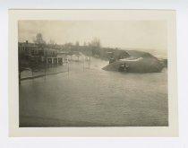 Image of 1985.5.25 - 1933 hurricane flooding at Fort Monroe