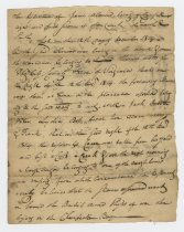 Image of 2016.1.3 - Deposition of James Almond describing fugitive slaves of Thomas Watts