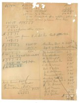 Image of 1990.7.173 - Sayre Iron Works Accounting Papers dated 10 October 1912