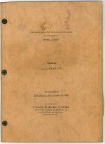Image of 1990.7.402 - Merrimac Shores Company report on examination for the period 1 April 1945 to 31 March 1949