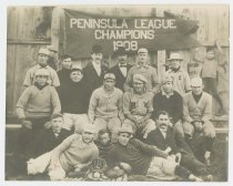 Image of 2017.9.1 - Peninsula League Champion team