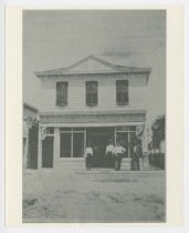 Image of X.95.21 - Phoebus Post Office exterior