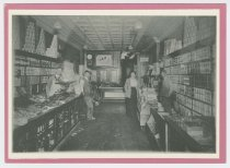Image of X.95.50 - Grocery store interior