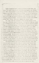 Image of 1986.9.5 - Description of Captain Richard M. Booker's Confederate service