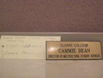 Image of C2009.007 - Cammie Dean