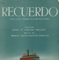 Image of Receurdo Sheet Music