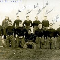 Image of C.H.S. Football Team, 1923