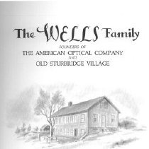 Image of wells family title