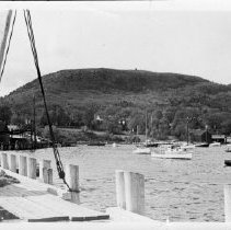 Image of Camden Harbor