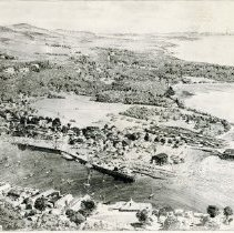 Image of Sketch of Camden Harbor
