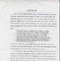 Image of Mt. Battie Deed - p.1