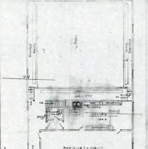 Image of Drawing, Architectural - CAHC 2007.4