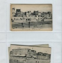 Image of WW I Postcards from Percival Sawyer of Camden