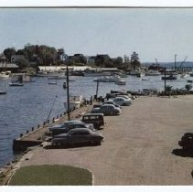 Image of Camden harbor and the Public Landing