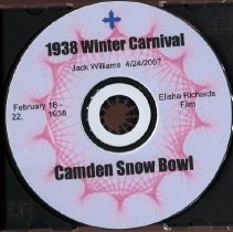 Image of Winter Carnival (1938) DVD