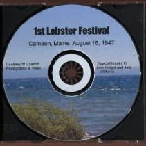 Image of 1947 Lobster Festival, Camden (DVD)