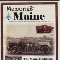 Image of Memories of Maine magazine - March 2006