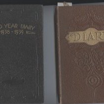 Image of Diary - CAHC 2007.80