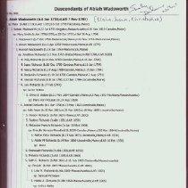 Image of Manuscript - CAHC 2008.126