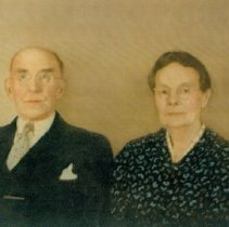 Image of Mr. and Mrs. William Hatch