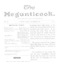 Image of Megunticook December 1906