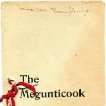 Image of The Megunticook February 1902