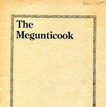 Image of The Megunticook December 1915