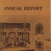 Image of Report, Annual - CPL 2008.157