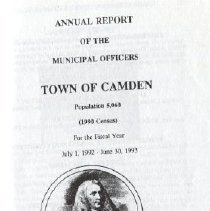 Image of Report, Annual - CPL 2008.160