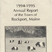 Image of Report, Annual - CPL 2008.165