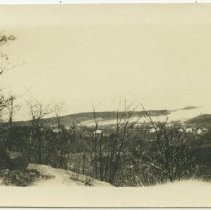 Image of Sherman's Point viewed from Mt. Battie