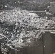 Image of Camden shipyard during World War II