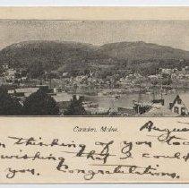 Image of Postcard - WHC 2009.38