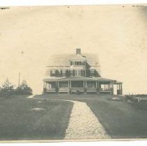 Image of Hill Acres estate of Parker Morse Hooper