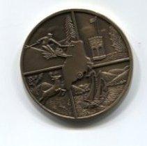 Image of 1969 Camden bicentennial coin