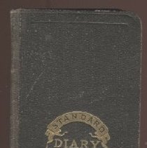 "Image of Diary of Ella ""Blanche"" Heald of Rockport, Maine dated 1890"