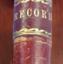 Image of Book, Record - WHC 2010.81
