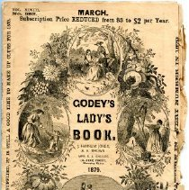 Image of Godey's Lady's Book, March 1879