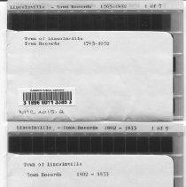 Image of Microfiche - WHC 2015.2