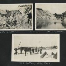 Image of Old Quarries At Rockport, Ice Cutting At Lily Pond_p006