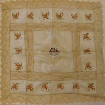 Image of WWI handkerchief