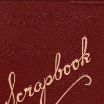 Image of Scrapbook - WHC 2016.1