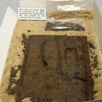 Image of 134.1 - iron fragments