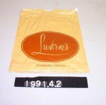 Image of 1991.4.2 - bag