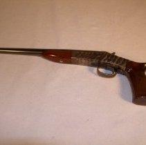Image of 1992.21.1 - shotgun pistol