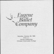 Image of Eugene Ballet Company