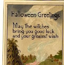 Image of Halloween Greetings