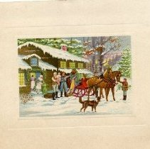 Image of 1999.31.94 Christmas Card