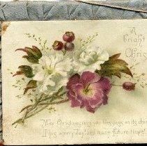 Image of 1999.31.95 Christmas card